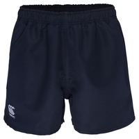 Professional Polyester Short - Navy (3XL)