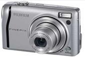 FujiFilm F40FD 8.3MP Digital Camera Silver image
