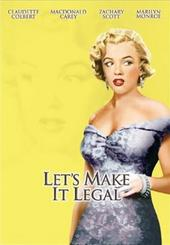 Let's Make It Legal on DVD