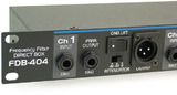 EWI 4 Channel Rack-Mountable Passive Direct Box