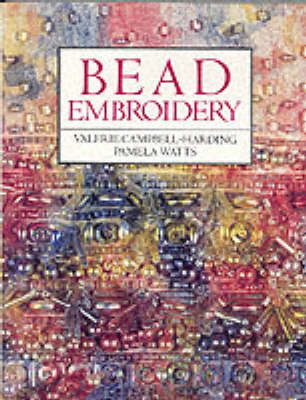 Bead Embroidery by Valerie Campbell-Harding
