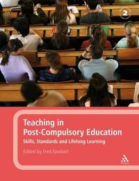 Teaching in Post-compulsory Education image