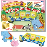 Artec Origami Craft Book 2 - Let's Go To The Zoo!