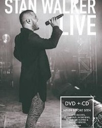 Live (CD/DVD) DVD by Stan Walker