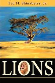 Lions by Jr Ted H Shinaberry image