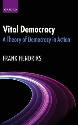 Vital Democracy by Frank Hendriks image