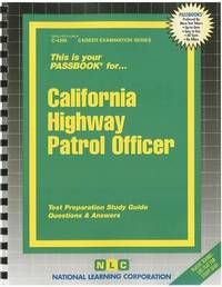 California Highway Patrol Officer