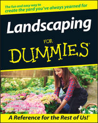 Landscaping For Dummies by Phillip Giroux