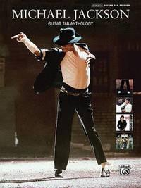 Michael Jackson Guitar Tab Anthology by Michael Jackson image