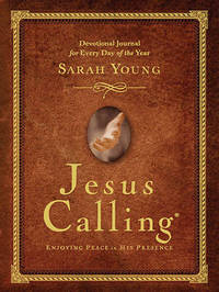 Jesus Calling Devotional Journal: Enjoying Peace in His Presence (Large) by Sarah Young