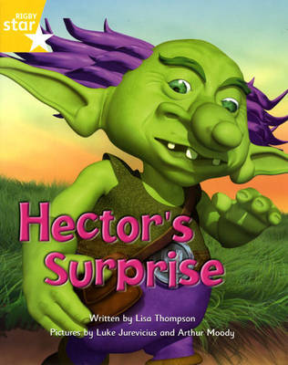 Fantastic Forest Yellow Level Fiction: Hector's Surprise by Lisa Thompson image