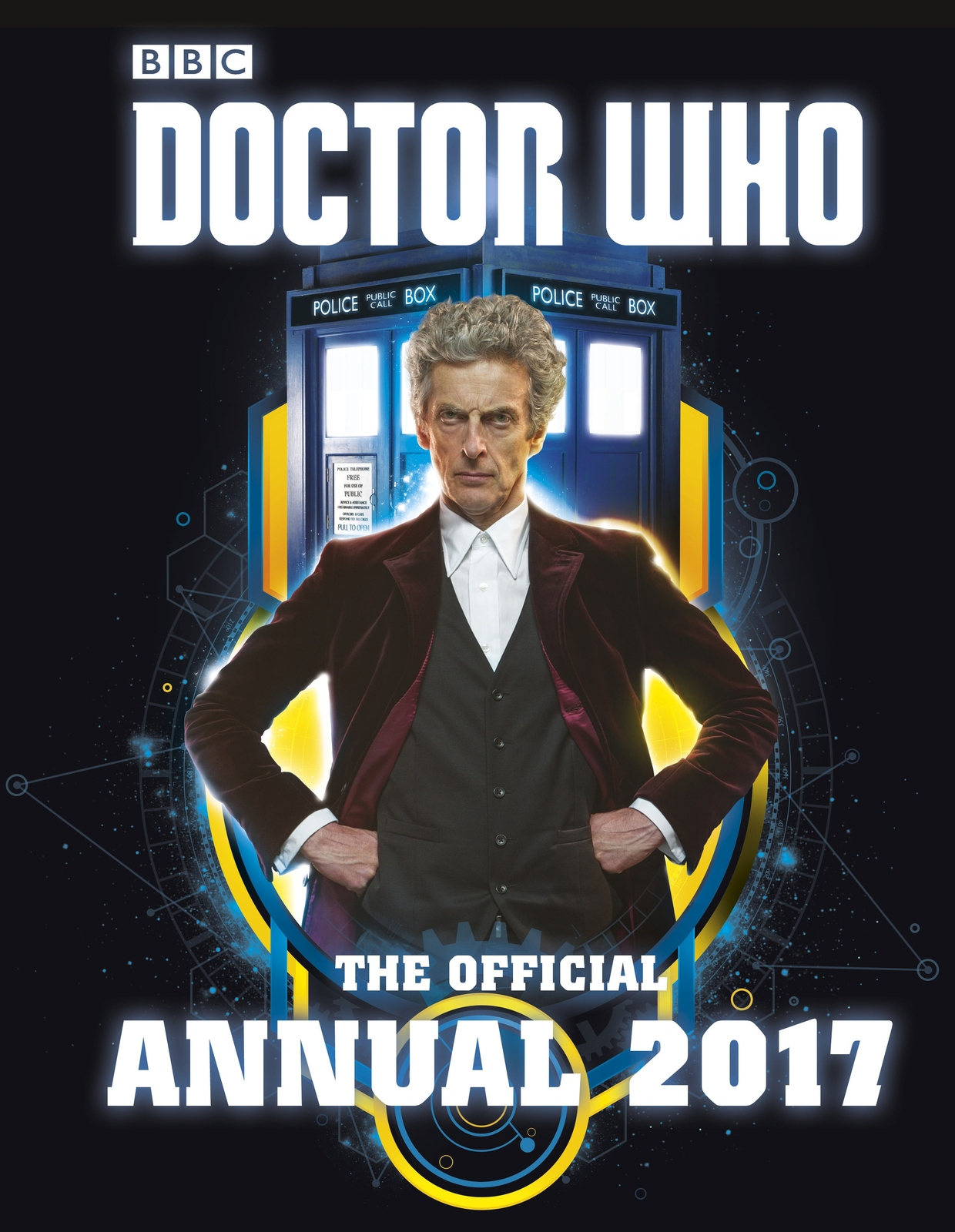Doctor Who: The Official Annual 2017 image