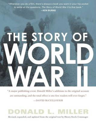 Story of World War II, the by Miller image