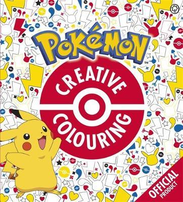 The Official Pokemon Creative Colouring by Pokemon image
