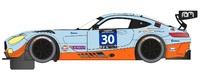 Scalextric: DPR Mercedes AMG GT3 #30 Gulf - Slot Car