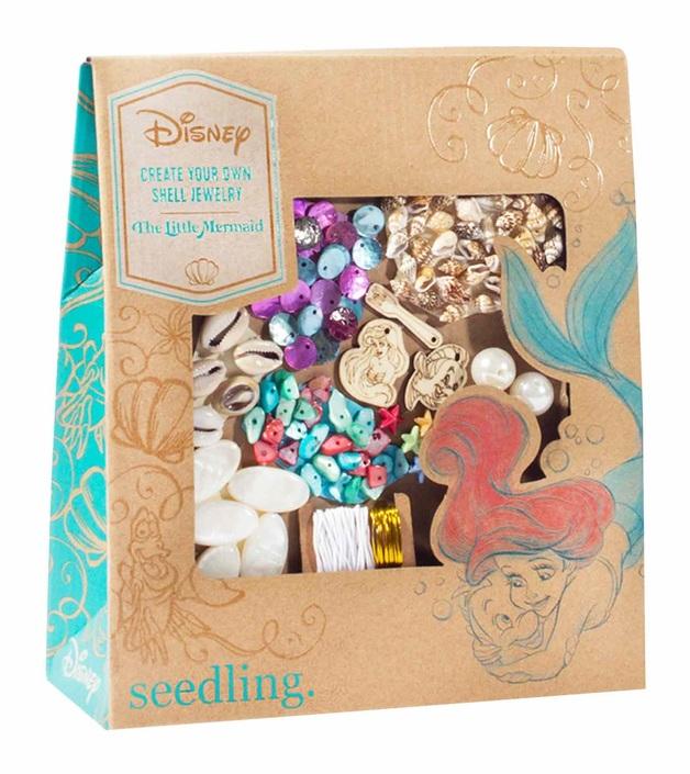 Disney's The Little Mermaid: Create Your Own Shell Jewellery - DIY Kit