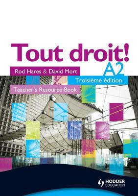 Tout Droit! A2 by Rod Hares