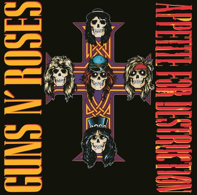 Appetite For Destruction - Audiophile Edition by Guns N' Roses