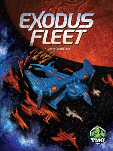 Exodus Fleet - Board Game