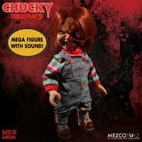 "Child's Play: Chucky (Pizza Face) - 15"" SFX Action Figure"