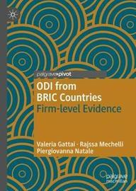 ODI from BRIC Countries by Valeria Gattai