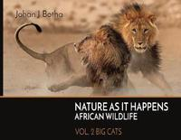 Nature As It Happens African Wildlife image