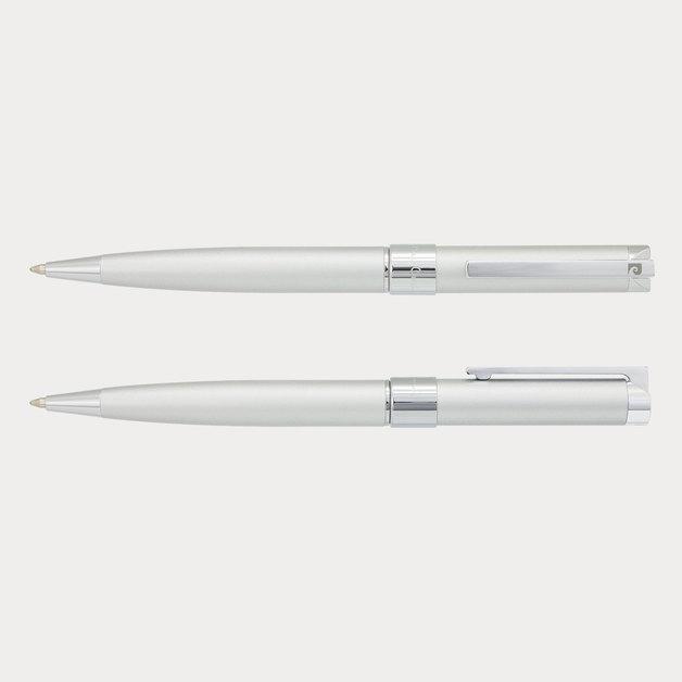 Pierre Cardin: Noblesse Ballpoint Pen - Satin Chrome
