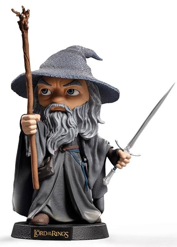 Lord of the Rings: Gandalf - Mini-Co. Vinyl Figure