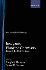 Inorganic Fluorine Chemistry