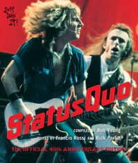 """Status Quo"": The Official 40th Anniversary Edition image"