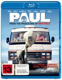 Paul on Blu-ray