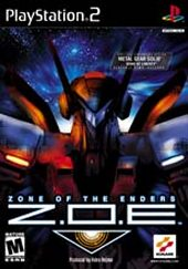 Zone Of The Enders for PS2