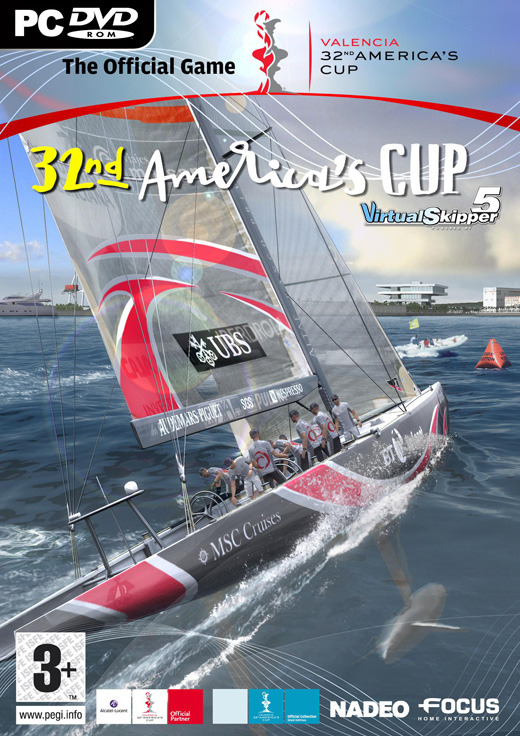 Virtual Skipper 5: 32nd Americas Cup for PC Games