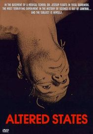 Altered States on DVD image