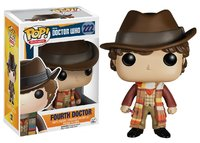 Doctor Who - 4th Doctor Pop! Vinyl Figure