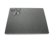 P.A.C.K. 432 Molle Vertical Pluck Foam Load Out (Black) image