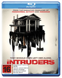 Intruders on Blu-ray