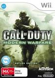 Call of Duty: Modern Warfare - Reflex for Nintendo Wii