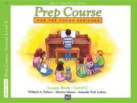 Alfred'S Basic Piano Library Prep Course Lesson C by Willard A Palmer