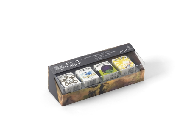 Winsor & Newton Drawing Ink Kaleidoscope Set