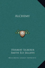 Alchemy by Herbert Silberer
