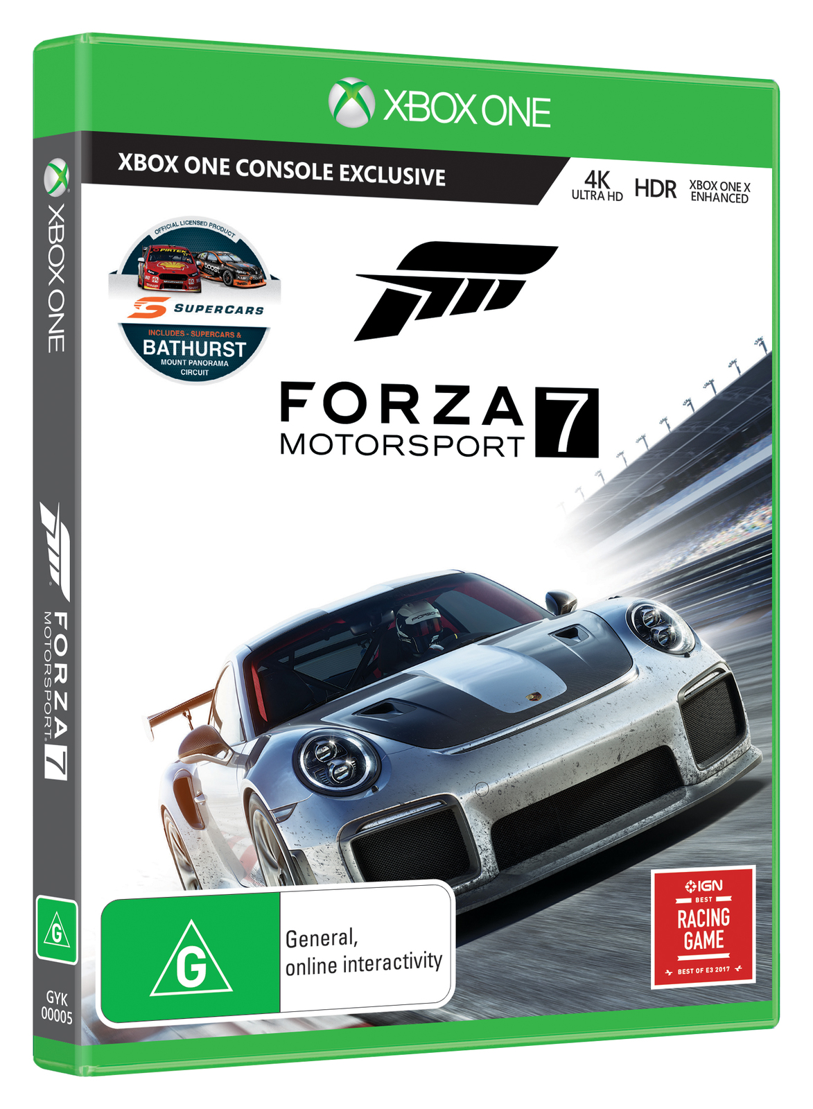 Forza Motorsport 7 for Xbox One image