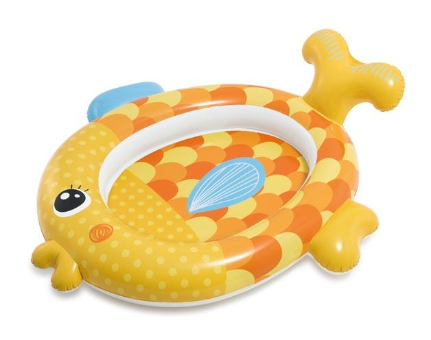 "Intex: Friendly Goldfish - Baby Pool (55"" x 49"")"