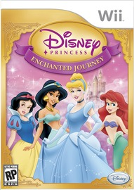 Disney Princess: Enchanted Journey for Nintendo Wii image