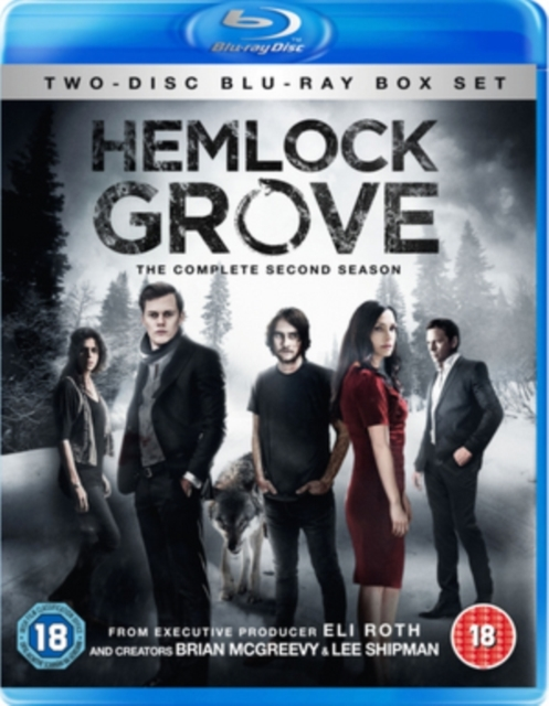 Hemlock Grove: The Complete Second Season on Blu-ray