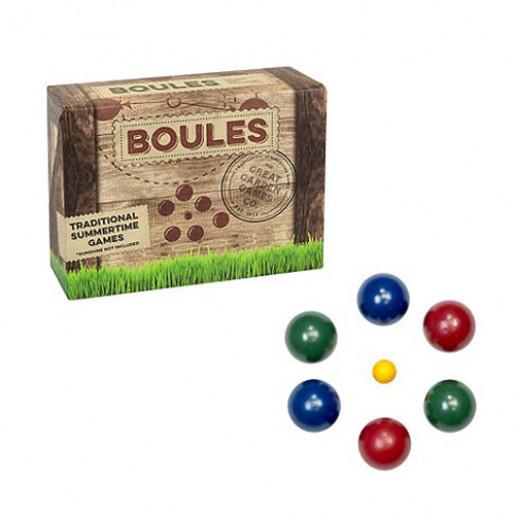 Garden Game - Wooden Boules image