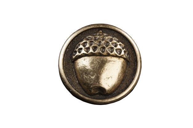 The Hobbit: Acorn Button Magnet