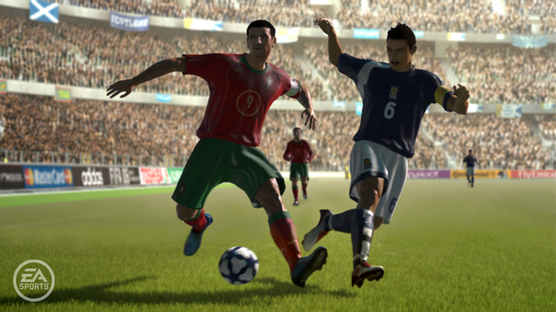 FIFA 06: Road to FIFA World Cup for Xbox 360 image