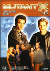 Mutant X 1.8 on DVD