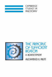 The Principle of Sufficient Reason by Alexander R. Pruss image